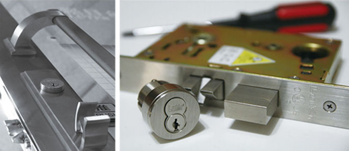 Why it's better to stick with one Door Hardware supplier?